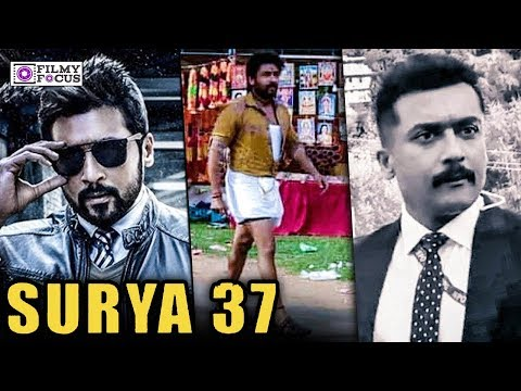Suriya 37 Massive Update : Suriya to Play Triple Roles ? | K.V. Anand Movie | Suriya | Ngk |Suriya37