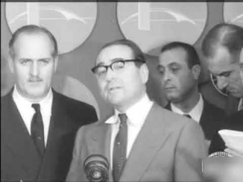 Adnan Menderes Abd'de İngilizce Konuşuyor