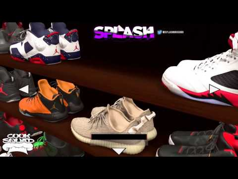 NBA 2K17 My Thoughts on Detailed Gameplay BEST SHOE IN GAME ! Yeezys