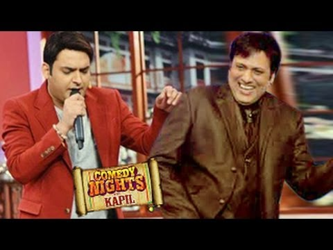Govinda on COMEDY NIGHTS WITH KAPIL November 2013