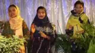 Islamic song islami gan Children's song Hasna hena afrin  ai romjan ashe bare bar
