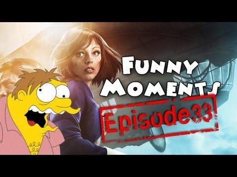 Funny Moments Episode 33: Bioshock Infinite