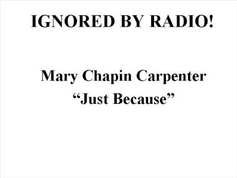 Mary Chapin Carpenter - Just Because