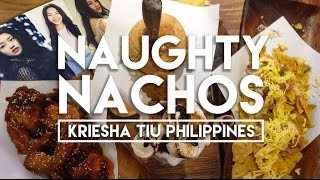 Naughty Nachos + Kriesha Tiu Philippines Livestream Party