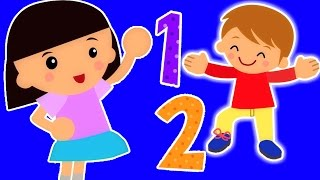 Một Hai khóa giày của tôi | Phim hoạt hình cho trẻ em | biên soạn | ươm vần | One Two Buckle My Shoe