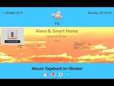 Alexa - Tagebuch vom 1. Oktober