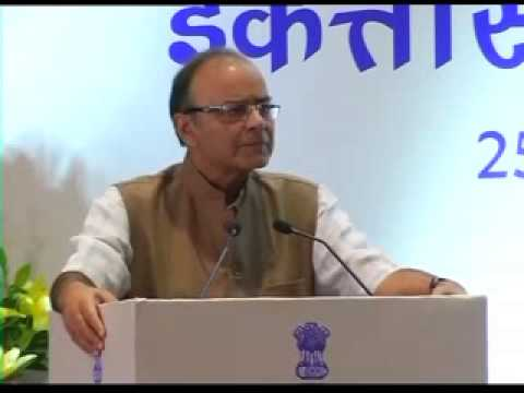 FM Arun Jaitley on Blackmoney
