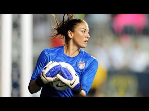 Hope Solo arrested for domestic violence