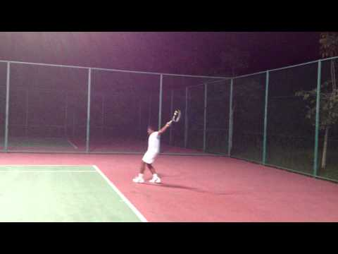 Shamirul Shahril (12 Years Old) - Malaysian Junior Tennis Player