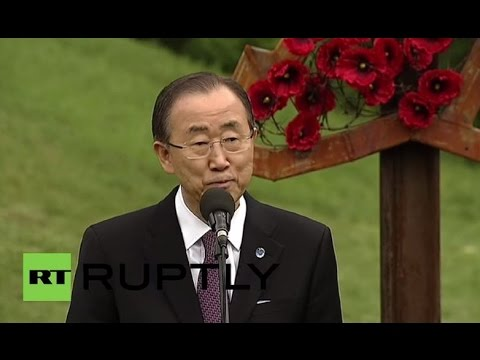 LIVE: Ban Ki-moon and Juncker hold press conference in Brussels