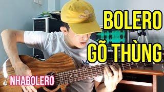 2 Cách Đánh Phăng Bolero Độc Lạ | CÁT BỤI CUỘC ĐỜI | Lyrics | Chords | #NhaBolero