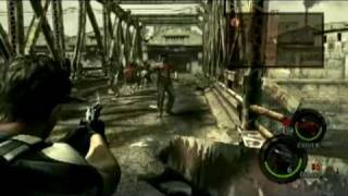 Видео обзор игры резидент ивел 5