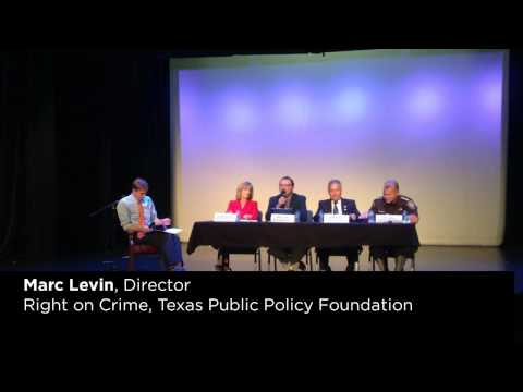 Marijuana Policy in Houston and Beyond - 08.04.2015