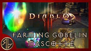 [FR] Diablo 3 : MASCOTTES - PETS / GOBELIN Palefrin - GOBLIN Menagerist / Chemin FARM RAPIDE