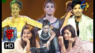 Dhee 10 | Semi Finals | 13th June 2018 | Full Episode | ETV Telugu