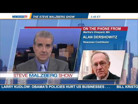 Malzberg | Alan Dershowtiz to discuss his outrage at how Secretary of State Kerry