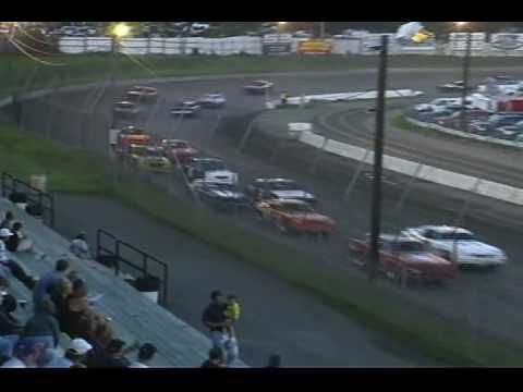 Pure Stocks Race OCFS 8/9/2008 Video