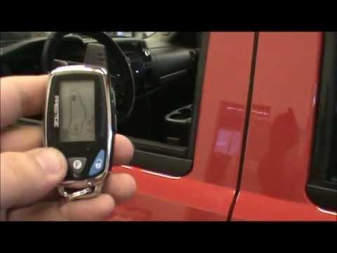 Remote Starter Install 2011 Red Chevy Pk Prestige APS 997C