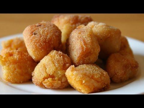 Basic Yam balls recipe