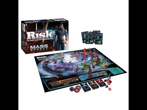 N7 Day - Risk: Mass Effect Galaxy At War Edition