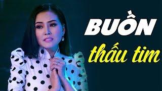 Hoa Hậu KIM THOA Hát Bolero Hay Nhất 2019 - LK Nhạc Vàng Bolero BUỒN THẤU TIM