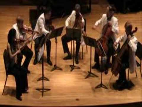 Tchaikovsky Souvenir de Florence in d, op 70 Pt 2