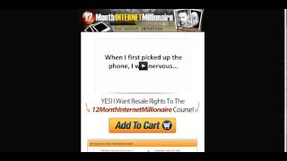 Before you buy 12 Month Internet Millionaire 7-31-14