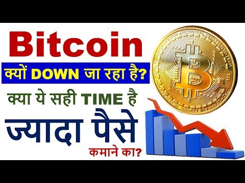 Why Bitcoin & Alt Coin Price Is Falling Down ! Should We Sell or Buy or Hold Bitcoins