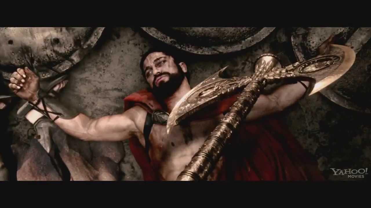 300 спартанцев расцвет империи порно фото
