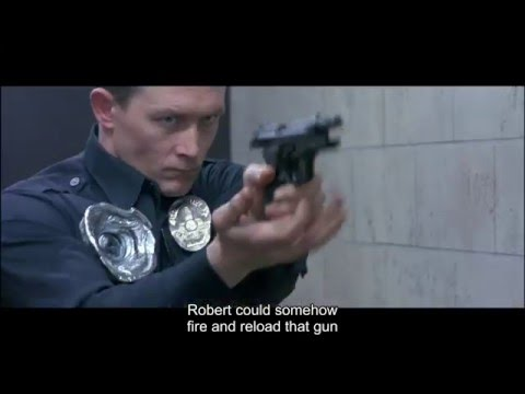 "Watching ""Terminator 2: Judgment Day"" With Commentaries Of James Cameron And William Wisher (1080p)"