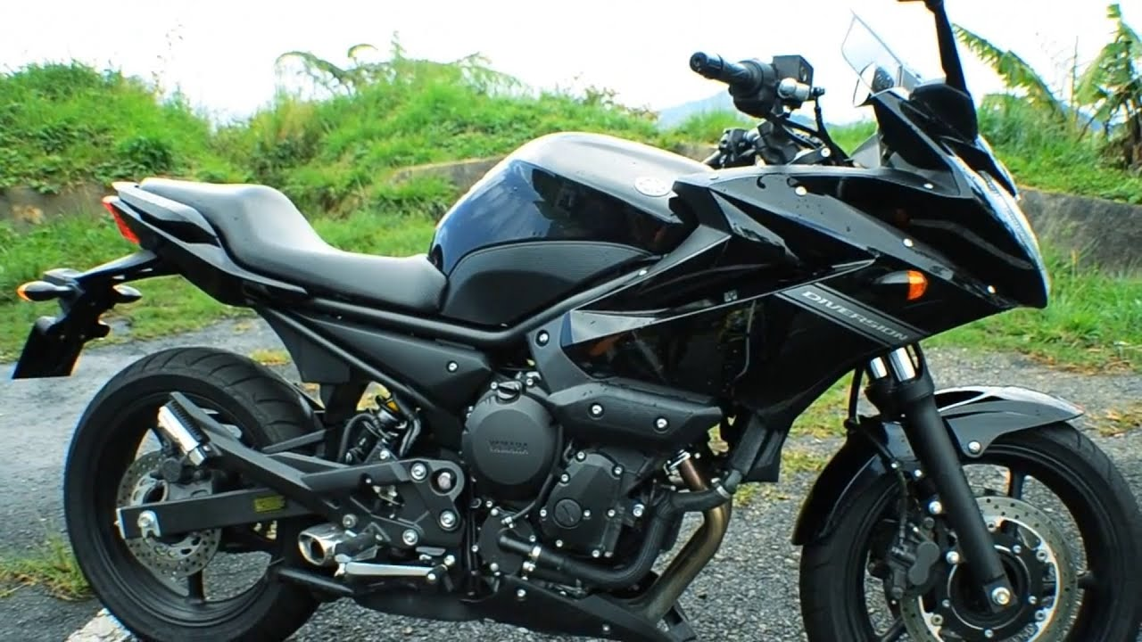 2012 yamaha xj6 diversion review youtube. Black Bedroom Furniture Sets. Home Design Ideas
