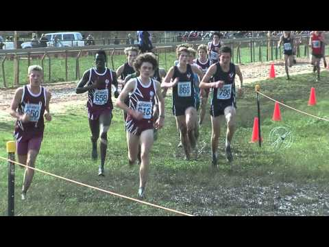 2012 Aust XC Champs. Under 16 Races