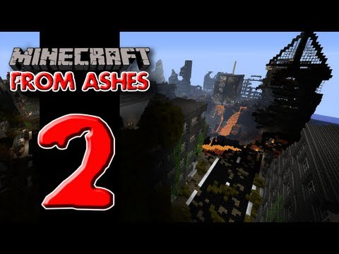 Minecraft From Ashes feat. Pause - EP02 - Which One?!