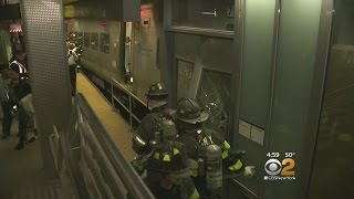 What Caused Wednesday's LIRR Crash?