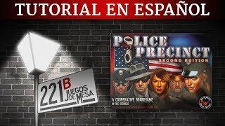 Police Precinct | Tutorial en español, cómo jugar