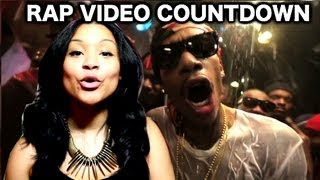 Wiz Khalifa Work Hard Play Hard is #1 Weekly Rap Video Countdown