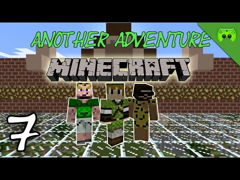 MINECRAFT Adventure Map # 7 - Another Adventure «» Let