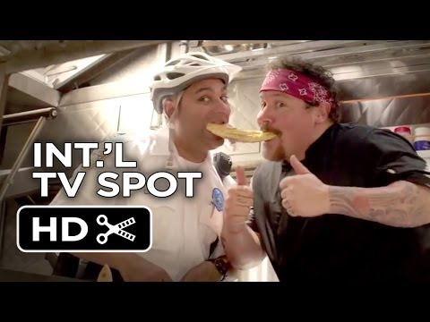 Chef Extended UK TV SPOT (2014) - Scarlett Johansson, Jon Favreau Movie HD