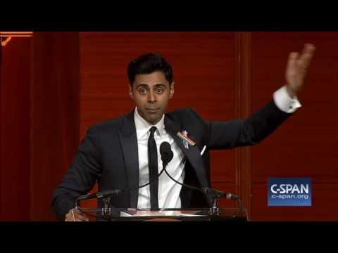 Hasan Minaj to Congress at RTCA Dinner 2016