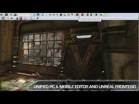 Unreal Engine 3 - Inside UDK: Fall 2011 Trailer