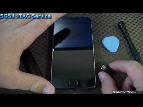 Samsung Galaxy S II I9100 (T989. I727. I727R) - JTAG Service (Debricking/Unbrick/Brick FIX)