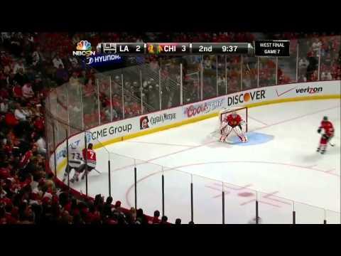 LA Kings vs Chicago Blackhawks 06/01/14 Game 7