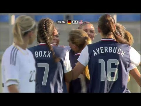 The U.S. Women's National Team earned its ninth Algarve Cup title with a 2-0 win against Germany in Faro, Portugal. Alex Morgan scored both goals for the U.S...