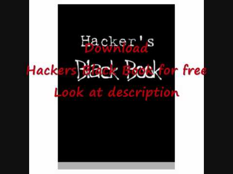 Hackers Black Book Free Download 2010 thumbnail
