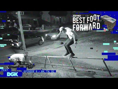 Zumiez Best Foot Forward | Episode 5