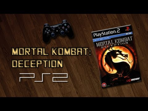 Mortal Kombat - Deception (PS2)