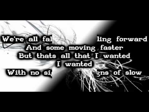 Avenged Sevenfold - Until The End Lyrics video