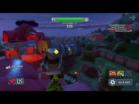 PLANTS VS ZOMBIES: GARDEN WARFARE PC #044 - HÄNDE HOCH - Let's Play PvZ - Dhalucard