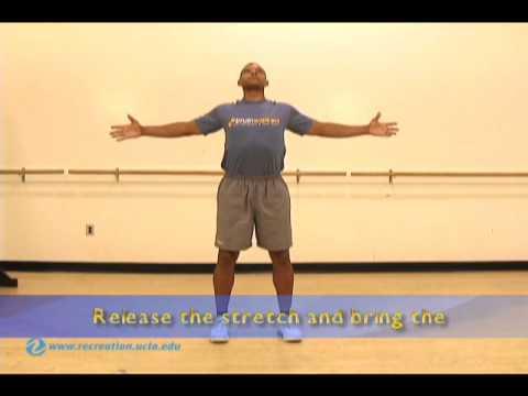 BruinStretch - Dynamic Hug-a-Tree and Chest Expansion, UCLA