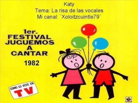 Katy La risa de las vocales